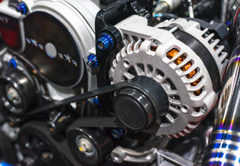 The car alternator
