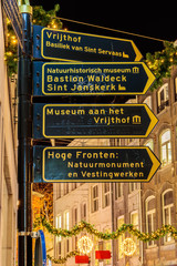 Guide to the most important tourist attractions in Maastricht