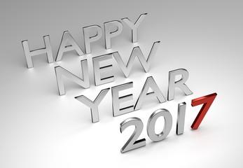 HAPPY NEW YEAR 2017 - Bonne année 2017