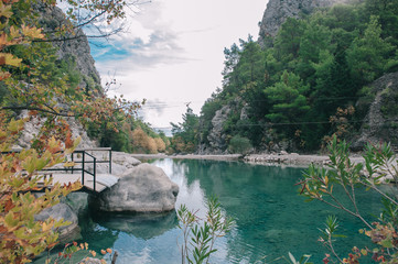 Fascinating scenery and landscapes of Turkey