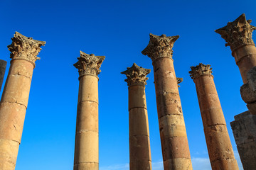 Corinthian Roman Columns
