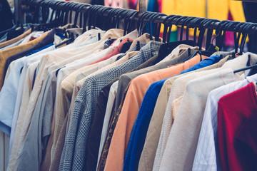 shirt rack