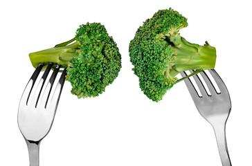 Chin-chin Broccoli