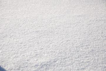 flat white winter snow background
