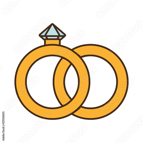 diamond ring vector icon - photo #45