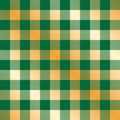 Seamless Christmas Check Pattern, Ideal for wrapping paper