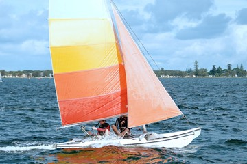 Children Sailing 6.