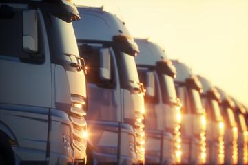 Transport Fleet Sunset