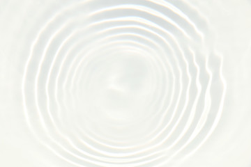 white water ripple texture background Wall mural