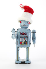 ロボットサンタ