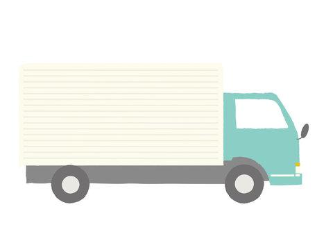 トラック イラスト