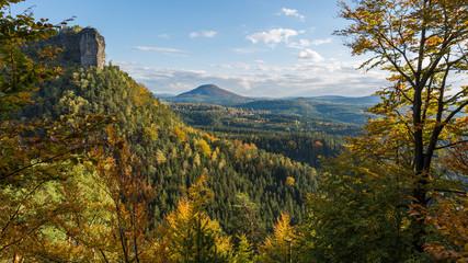 Herbst in der Böhmischen Schweiz