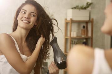 New hair dryer