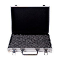 Insulated steel case