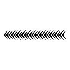 tattoo tribal ribbon design