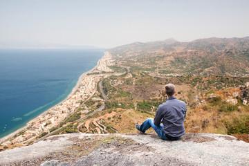 Sicily Coastline