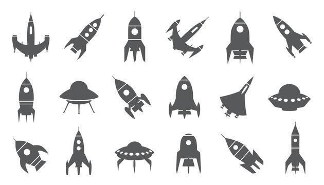 spaceship grey