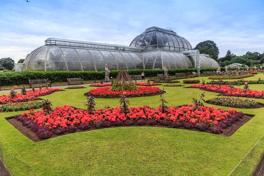 Kew Gardens, England