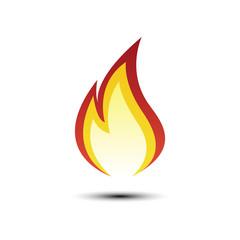Gas Flame vector