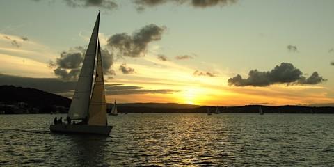 Sunset Sail 2.