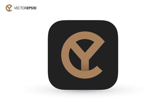 CY Logo or YC Logo