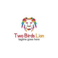 Two Birds Lion