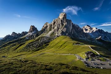 mountain in Dolomites