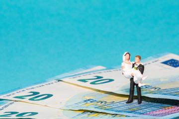 Hochzeit teuer Geld heirat