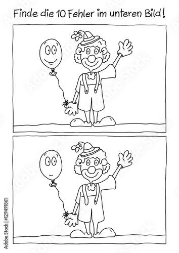Fehlerbild Karneval Clown Stockfotos Und Lizenzfreie Bilder Auf
