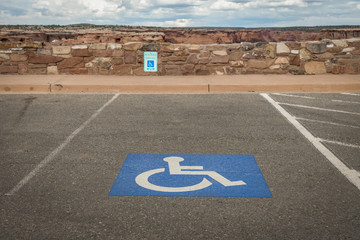 parking for handicap