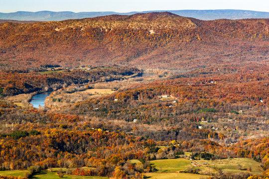 Shenandoah RIver and Valley