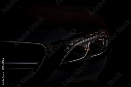 Business Car Silhouette Stock Photo And Royalty Free Images On