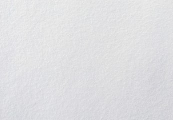 top view of white clean snow texture background
