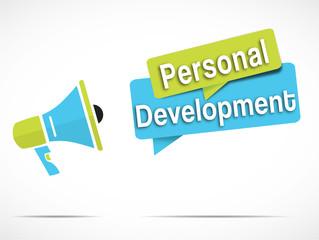 megaphone : personal development