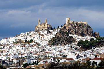 Andalusien - das weiße Dorf Olvera