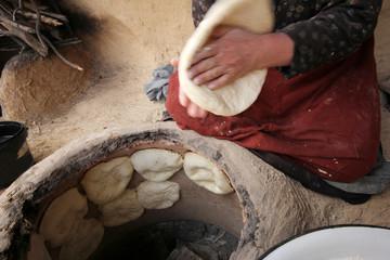Bread making, Turkey