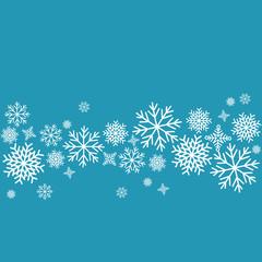 carte flocon de neige