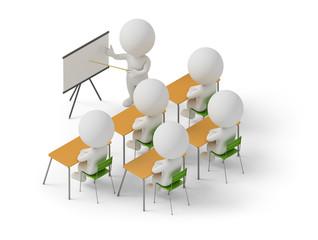 isometric people - training courses