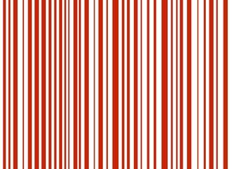 Breite und schmale rote Streifen als Hintergrund