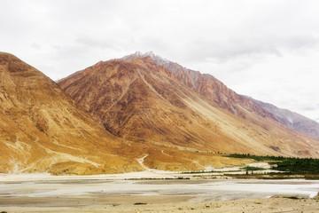 Natural landscape in Leh Ladakh