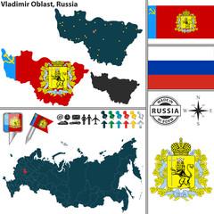 Vladimir Oblast, Russia