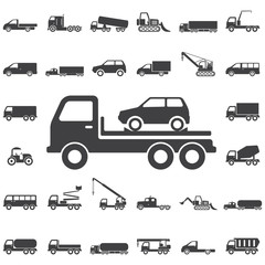 Auto Evacuator Icon