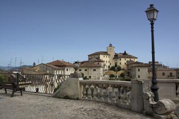Roccagorga, Lazio, Italia