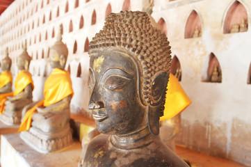 Wat Sisaket Vientiane, Laos