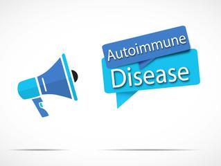 mégaphone : autoimmune disease