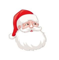 Weihnachtsmann  Kopf 1