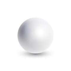 white glossy ball-01