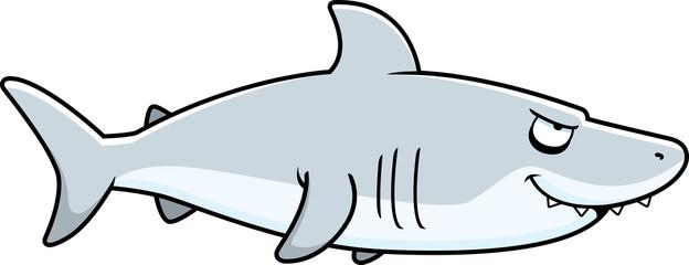 Cartoon Shark Profile