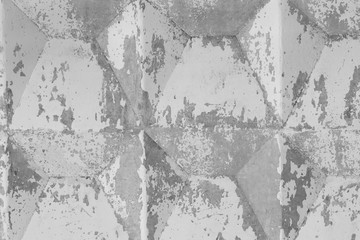 Abstract cement background, concrete texture painted with white