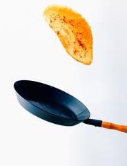 Flying pancake